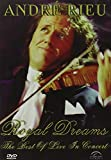 Andre Rieu - Royal Dreams - Best of Live in Concert [Reino Unido] [DVD]