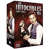 LOS INTOCABLES 18 DVD 1961-1963 The untouchables 56 Episodios