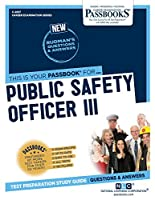 Public Safety Officer III (Career Examination)