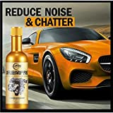 120ml Friction Modifier, Stiction Eliminator Anti-Friction Oil Treatment Antiwear ShockProof Gear Oil, Reduces Engine Noise Vibration and Friction Heat - Promote Engine Performance (Multicolor)