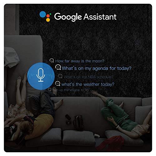 CHiQ L42G6F Neuste Version Modelljahr 2020 | TV 42 Zoll Full Hd Smart TV (105cm) Fernseher Rahmenlos Android TV Smart TV/Android 9.0-Google Assistent/Sprachsuche-2K FHD(1920*1080) | HDR10-Dolby audio
