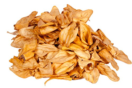 Gogo Pet Products 100 Count Smoked Cow Ears
