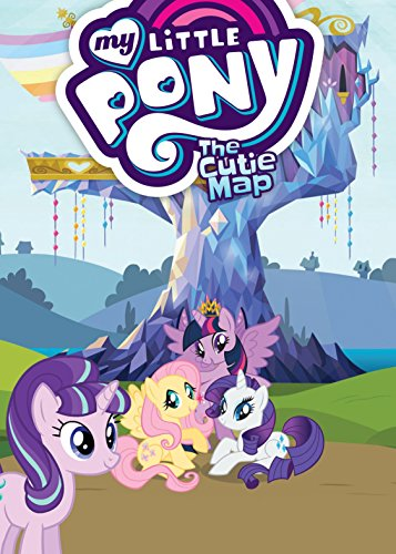 My Little Pony: The Cutie Map (My Little Pony: Animated Book