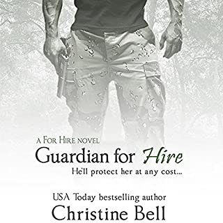 Guardian for Hire audiobook cover art