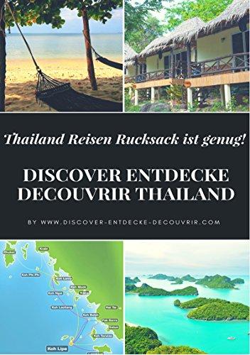 DISCOVER ENTDECKE DECOUVRIR THAILAND: Thailand Reisen Rucksack ist genug! Full Moon Party - Von Koh Samui nach Koh Phangan