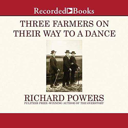 Three Farmers on Their Way to a Dance  By  cover art