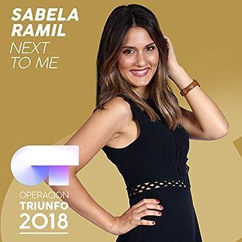 Next To Me (Operación Triunfo 2018)