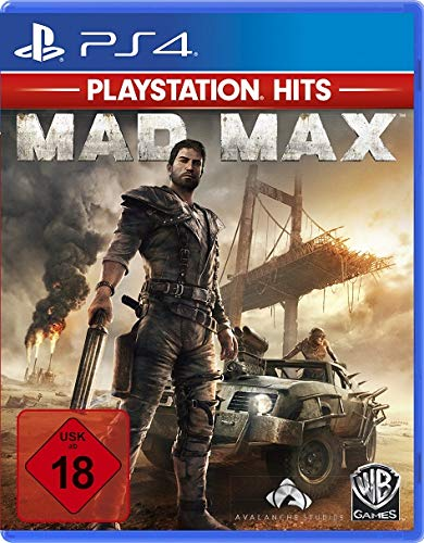 Mad Max - PlayStation Hits - [PlayStation 4]