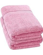 Utopia Towels - Premium Jumbo Badlaken (90 x 180 cm) - 600 GSM 100% Ring Spun Cotton Highly Absorbent en Quick Dry Extra Large Badhanddoek - Superzachte Hotelkwaliteit Handdoek