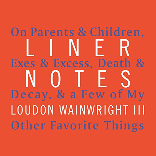 Liner Notes audiobook cover art