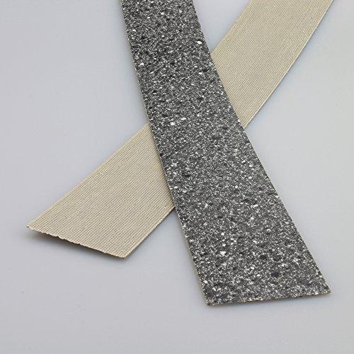 Kantenumleimer für Mehrzweckplatten Granit anthrazit 610 x 43 mm