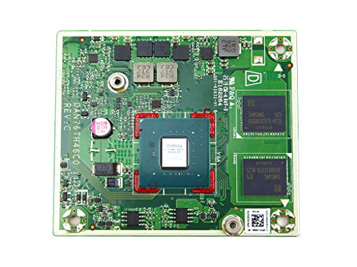 nVidia GeForce MX230 2GB GDDR5 MXM Laptop Graphics Video Card L58508-001 for HP Pavilion 27-XA Series