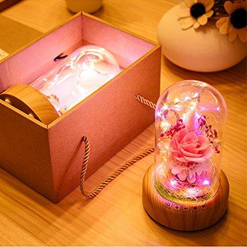 OOFAY LIGHT@ Lámpara De Mesa Bluetooth Altavoz LED Iluminación Creatividad Ambiental Día...