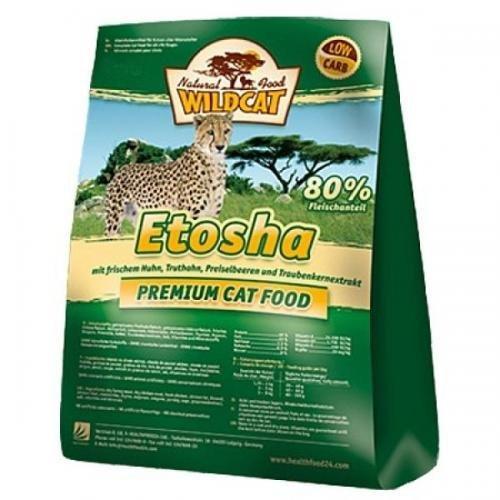 Wildcat Cat Etosha 500 g, Trockenfutter, Katzenfutter