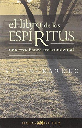 El Libro de los espiritus/ The Spirits' Book