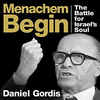 Menachem Begin cover art
