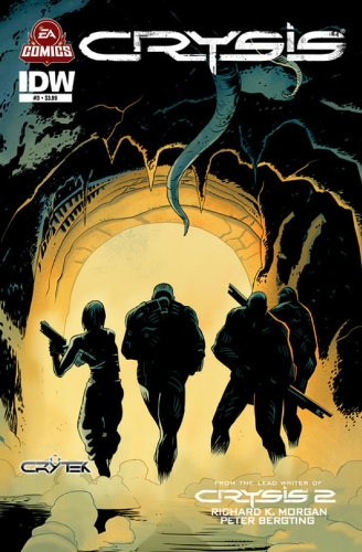 Crysis Issue 3