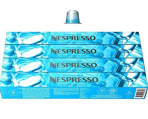 Nespresso Freddo Delicato 40 Cápsulas