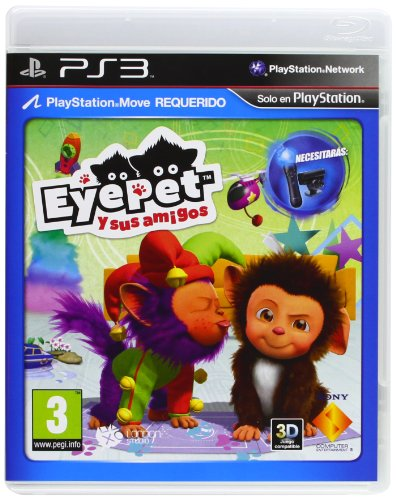 Sony  Eyepet & Friends, PS3