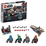 LEGO 75267 Star Wars Pack de Combate: Mandalorianos Juguete de Construcción