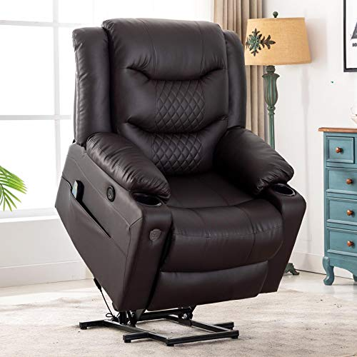EVER ADVANCED Lift Chair Recliner, Electric...