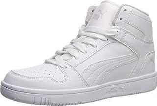 PUMA Kids' Rebound Layup Sneaker