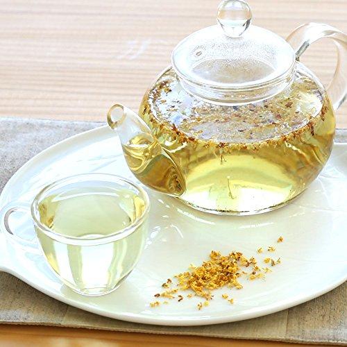 桂花茶 25g 食欲の秋 金木犀の香りは食欲を抑える ダイエット キンモクセイ ノンカフェイン デカフェ カフェインレス リラックス メール便
