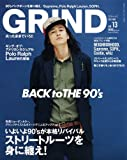 GRIND (グラインド) vol.13 2011年 05月号 雑誌