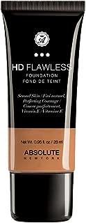 Absolute New York HD Flawless Foundation Caramel