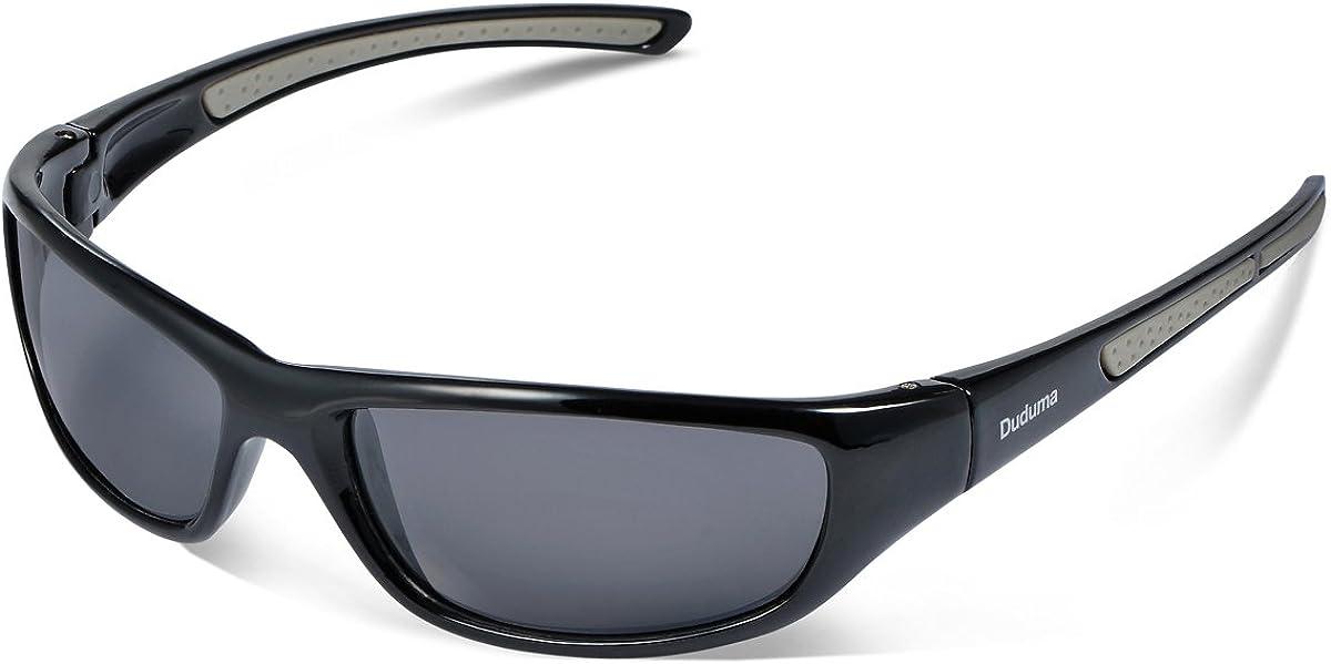 Duduma Tr8116 Polarized Sports Sunglasses for Men Women Baseball Cycling Golf Fishing : Sports & Outdoors