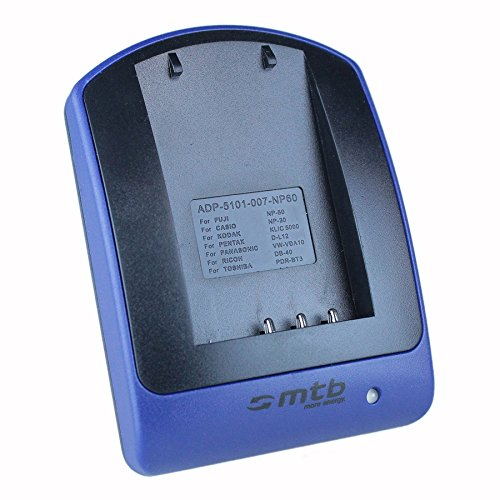 Ladeschale (Micro-USB) NP-120 für Fuji F10, F11, M603 / Aiptek Medion Rollei Toshiba Pentax. Siehe Liste!