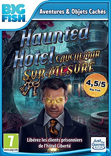 Haunted Hotel (14) Cauchemar sur Mesure