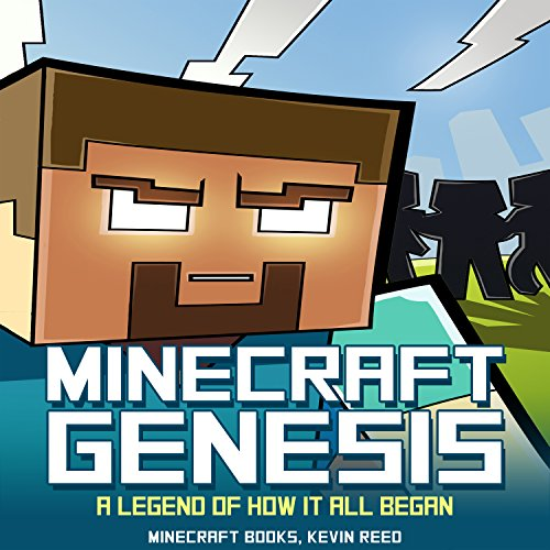 Minecraft: Genesis - A Legend of How It All Began cover art