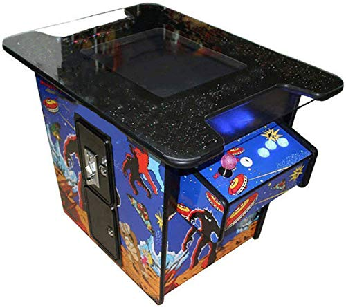 Cocktail Arcade Machine Two Players 22-INCH Screen 135 LBS Special-Edition with 60 Classic Games -  RetroTVGames, RTV9600