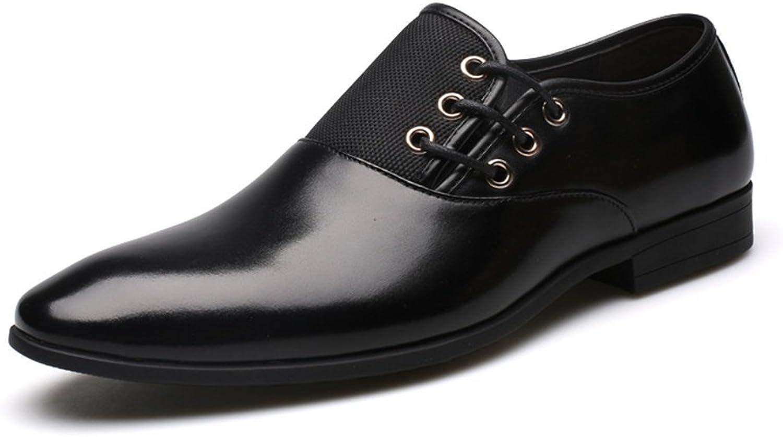 RENMEN Summer Men's Leather Business Suits Men's shoes Leather shoes shoes Fashion Casual Business 38-43