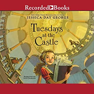 Tuesdays at the Castle cover art