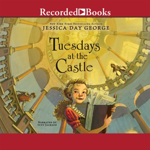 Tuesdays at the Castle                   By:                                                                                                                                 Jessica Day George                               Narrated by:                                                                                                                                 Suzy Jackson                      Length: 6 hrs and 21 mins     379 ratings     Overall 4.6