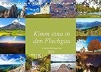 Kimm eina in den Flachgau im schoenen Salzburger Land (Tischkalender 2022 DIN A5 quer): Impressionen vom schoenen Flachgau (Monatskalender, 14 Seiten )