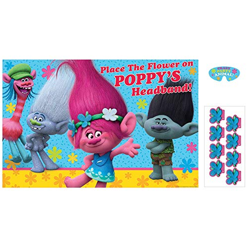 Amscan Trolls Party Game