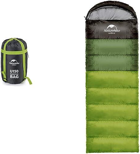 presentando toda la última moda de la calle Boman Saco de Dormir 41 ° ° ° F 3 Temporada sobre Interior Exterior Ligero Portátil Impermeable Viajando Camping Senderismo Actividades,verde  marcas en línea venta barata
