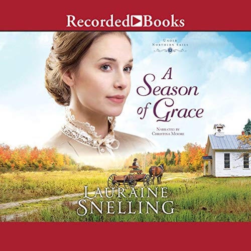 A Season of Grace audiobook cover art