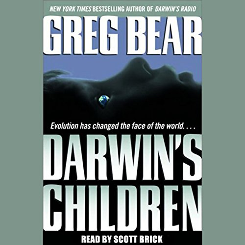 Darwin's Children  By  cover art