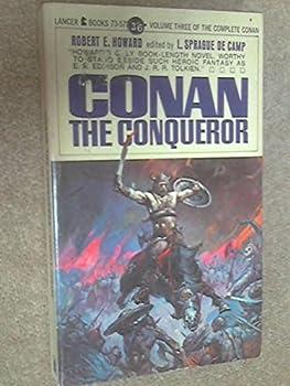 Paperback Conan The Conqueror Book