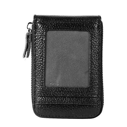 Broco diefstalbeveiliging portemonnee kaart van RFID-leer