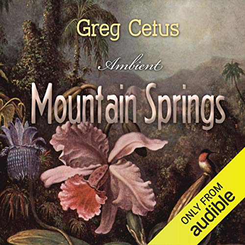 Mountain Springs cover art