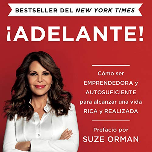 ¡Adelante! [Go Ahead!] Audiobook By Nely Galán cover art