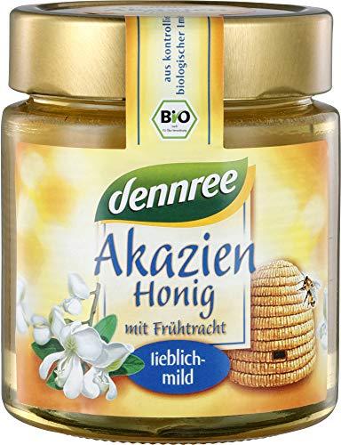 dennree Bio Akazienhonig (6 x 500 gr)