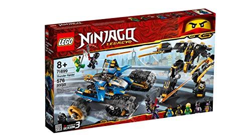 LEGO - Le Tout-Terrain des Kampfs Ninjago Bauspiele 71699 Mehrfarbig