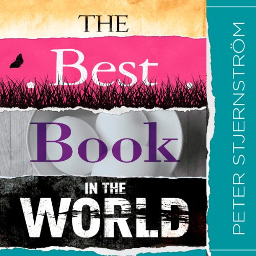 The Best Book in the World audiobook cover art