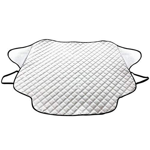 YFJLOVE CAR COVER Auto Windshield Snow Cover Magnetic Waterproof Car Ice Frost Sunshade Protector